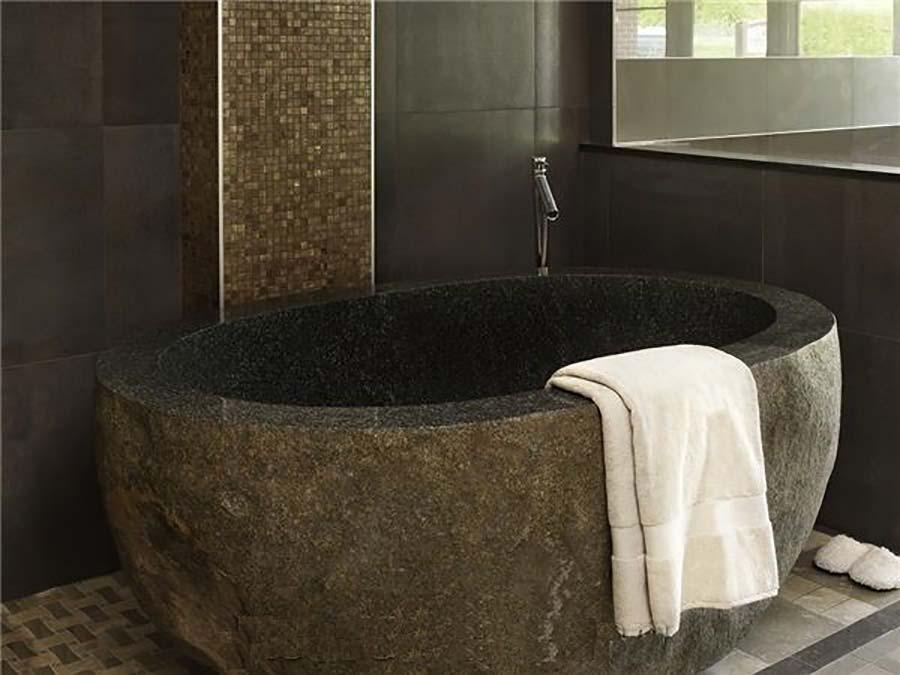 Bồn tắm đá bazan đẹp